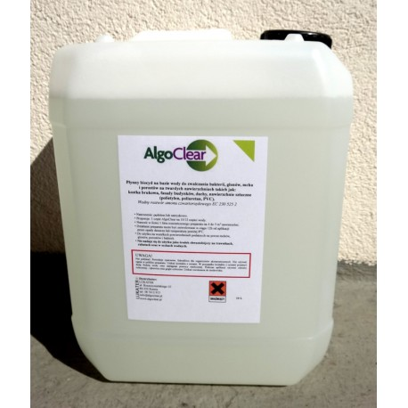 AlgoClear - 10l - Koncentrat