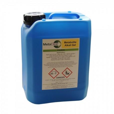 MetaClear - żel alkaliczny do elewacji